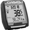 Ciclosport CM 4.41 A Fahrradcomputer mit Höhen- und Herzfrequenzmessung schwarz